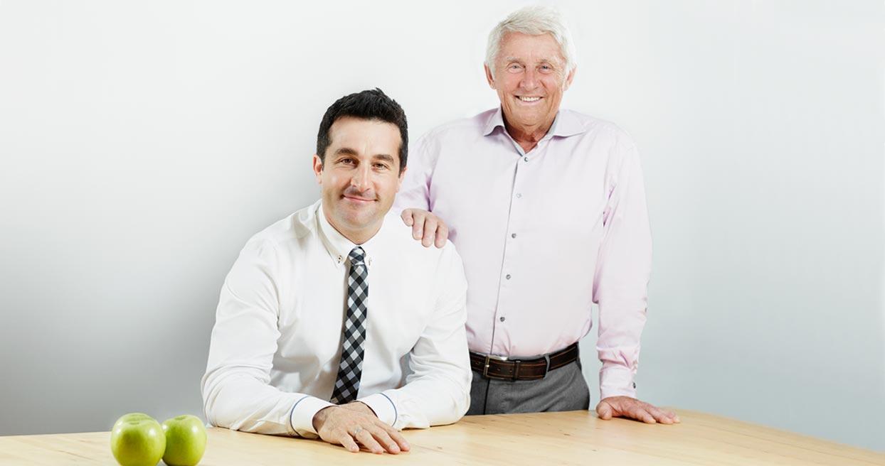 David et Alain