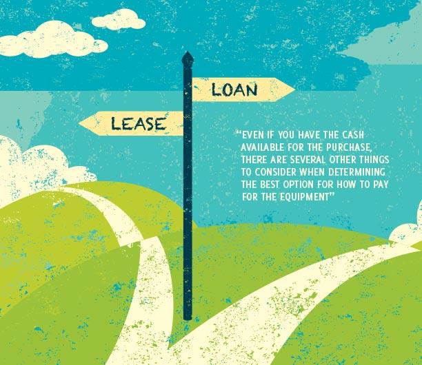 Crédit-bail vs Prêt : Comment financer votre matériel professionnel