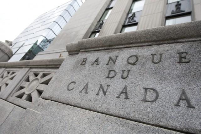 Hausse du taux directeur au Canada