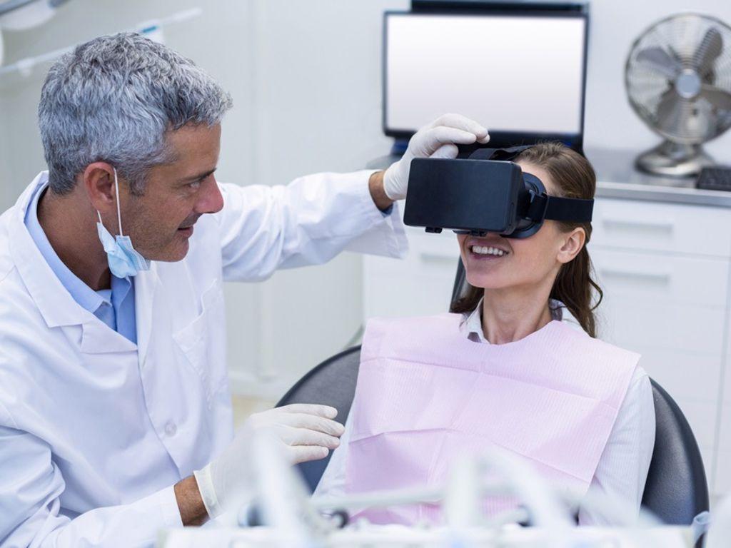 Réduire l'anxiété chez les patients par la réalité virtuelle