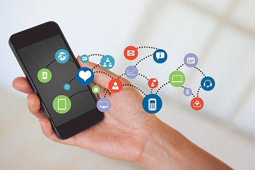 Improve client experience with mobile application