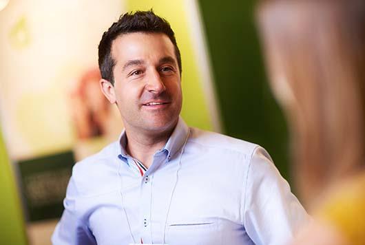 Expert en financement au Québec - David Turgeon